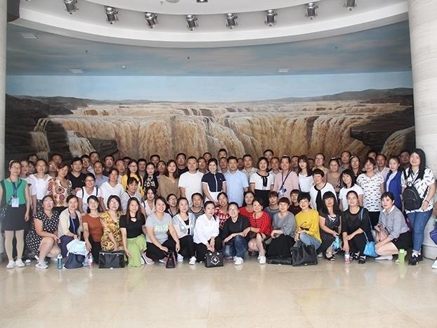 2017村小教师访名校学员参观黄河博