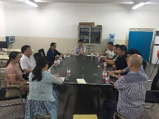 9月13日上午,郑州师范学院成人教育学院一行三人在院长陈文彬
